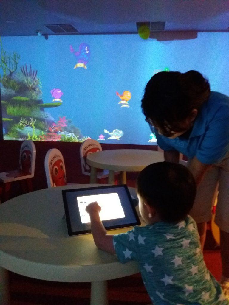 ジャカルタの新しい水族館、Jakarta Aquarium NEO SOHO
