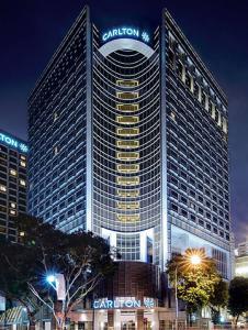 シンガポール 安くて条件の良い子連れにお勧めホテル カールトンホテル