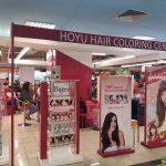 カラー(毛染め)を無料でしてくれるHOYU Hair Coloring Center