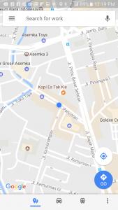ジャカルタの中華街散策