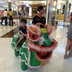 Rabbit Landでうさぎ抱っこや乗馬もできるKelapa gading Mall