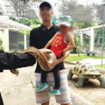 Taman Mini(タマンミニ)の子供向けパビリオン