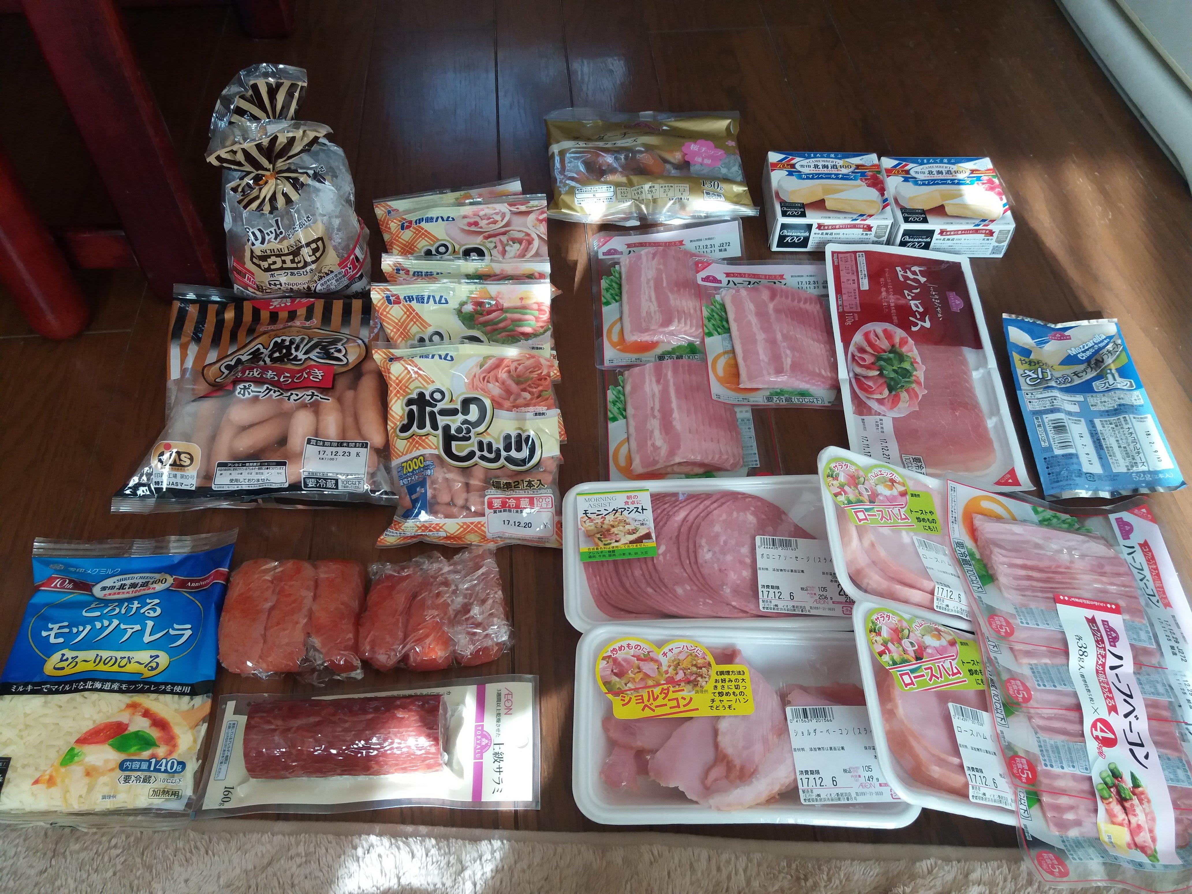 一時帰国時 日本から海外への保冷品の持ち帰り方と工夫