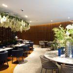インスタ映えで人気のレストラン、AYANA Midplaza Jakartaの【BLUE Terrace】