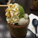 甘兎庵の抹茶スイーツが絶賛美味しい!