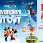 Disney on ice ジャカルタ公演 チケット売出し開始