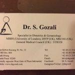 ジャカルタでの妊婦検診と、最近よく聞くジャカルタの妊婦検診で有名なゴザリー先生(Dr.Gozali)