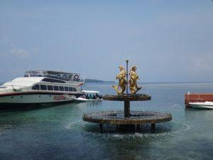 プロウ・スリブのお勧めの島、Pulau Putri(プトゥリ島)概要