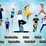 ジャカルタの子供の運動不足解消に、Rock star gym(ロックスタージム)