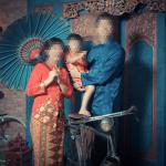 民族衣装で写真を撮れる写真館 Sinten