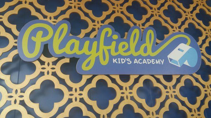 ジャカルタでの運動不足解消に!子供向けの習い事が集結した施設、Playfield Kid´s Academy