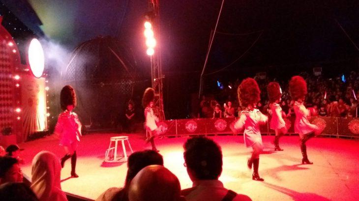 イギリスから来たGreat British Circusがとっても良かったのでお勧めしたい