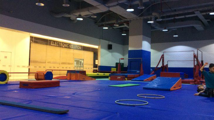 運動不足になりがちなジャカルタの子供にお勧めのスポーツ施設
