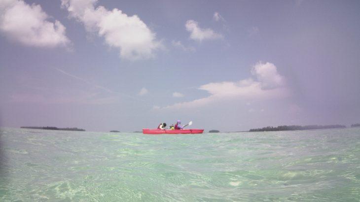海好きにお勧め!ジャカルタ近郊Pulau seribu(プロウ・スリブ)の珊瑚礁に囲まれた島、Pulau macan(マチャン島】